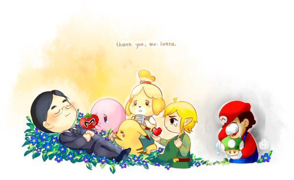 Thank You For Playing Satoru Iwata