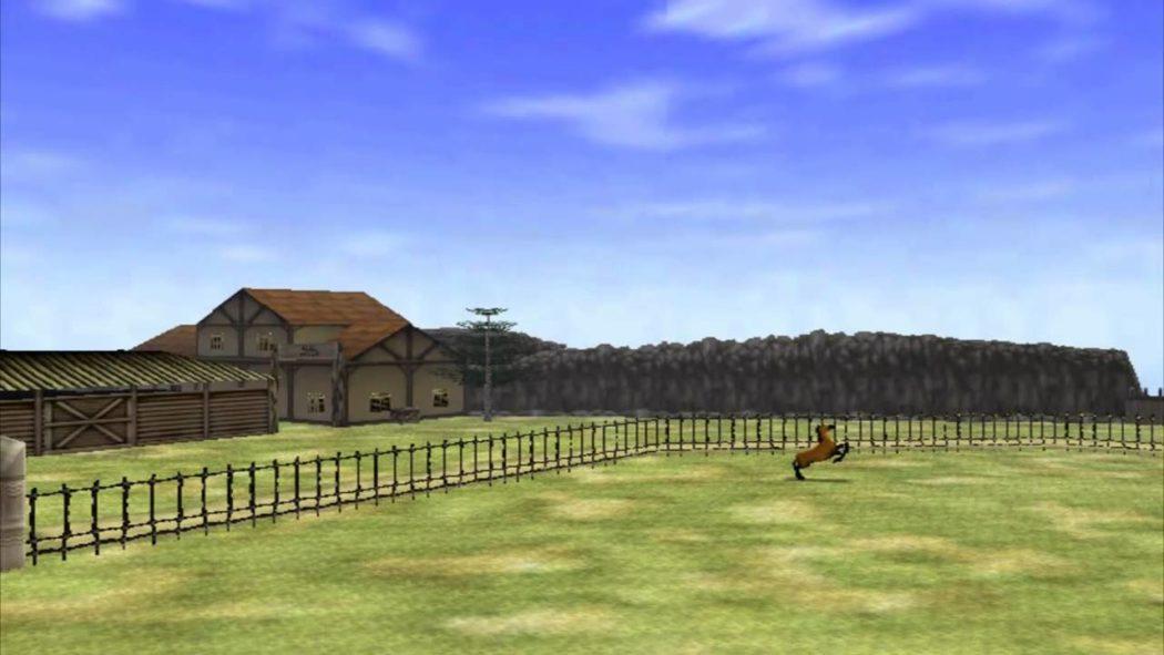 ranch lon lon zelda ocarina of time