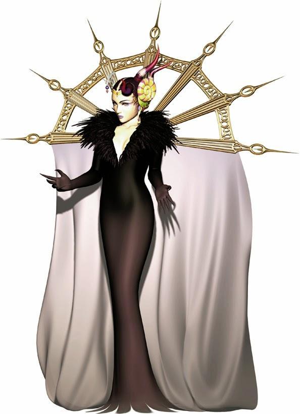 Final Fantasy VIII Edea