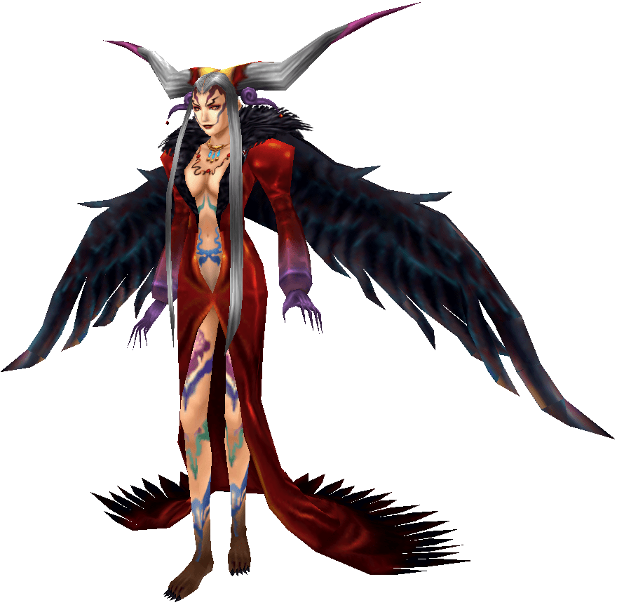 Final Fantasy VIII Ultimecia