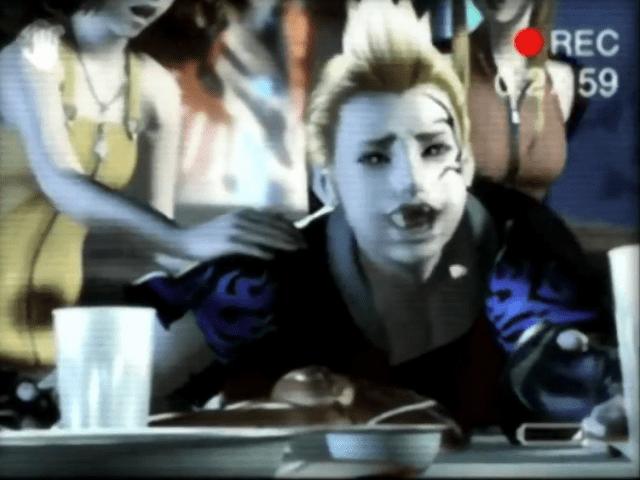 Final Fantasy VIII Zell Dincht bretzel