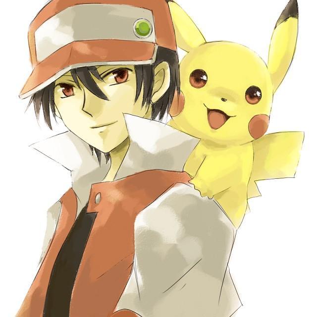 TFGA 17 la geek en rose Pikachu Red Pokemon