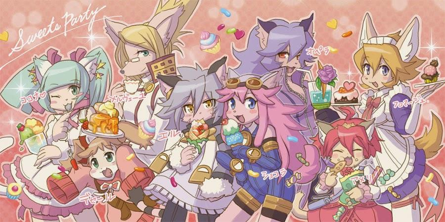 la geek en rose solatorobo playstation 8