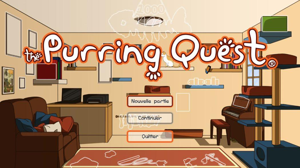 The Purring Quest – Aventure chacrément prenante