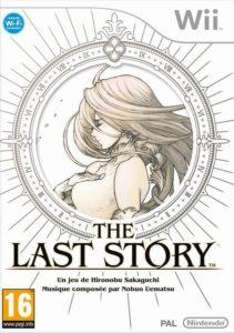 The Last Story European Cover Wii U Jaquette Européenne