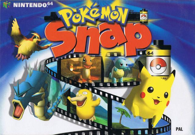 TFGA 21 Pokémon snap