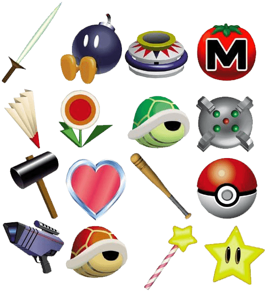 smash-bros-items