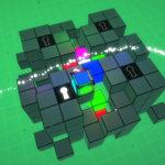 Cubikolor gameplay moving player 3