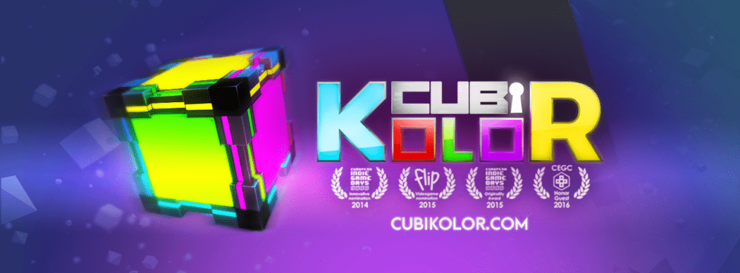 Cubikolor – Le casse-tête 3D haut en couleurs