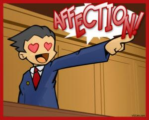 Affection! Saint Valentin