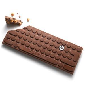 KLAVIER Michalak clavier en chocolat amandes