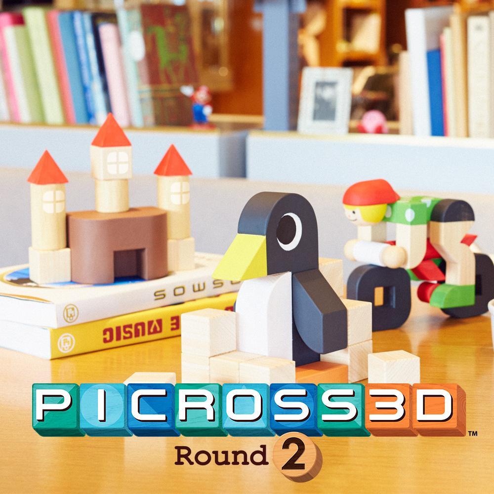 Picross 3D Round 2, quand jouer avec les dimensions est un challenge