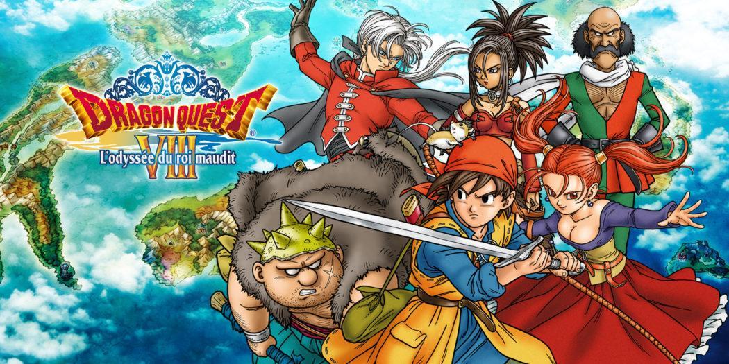 Dragon Quest VIII, adaptation 3DS réussie