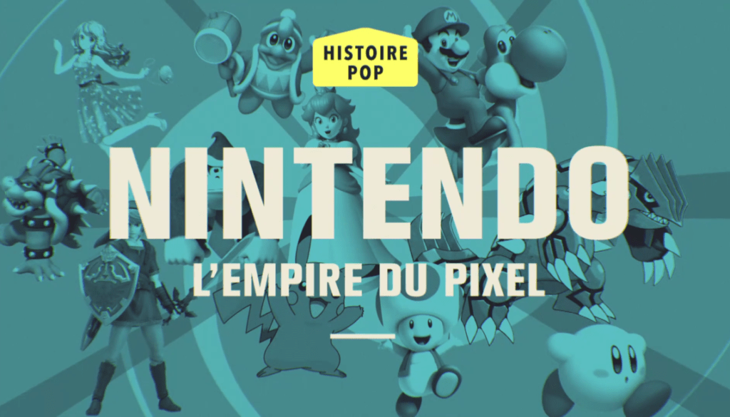 Nintendo l'Empire Du Pixel, C8 et son reportage sur Big N