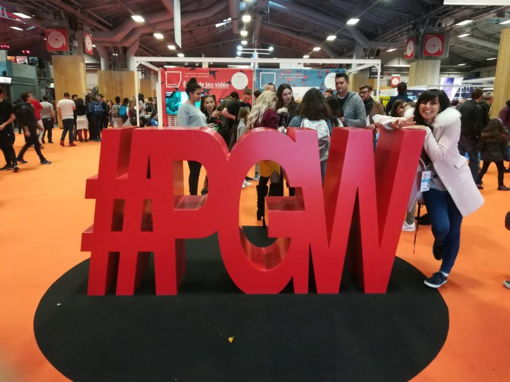 Paris Games Week PGW 2017