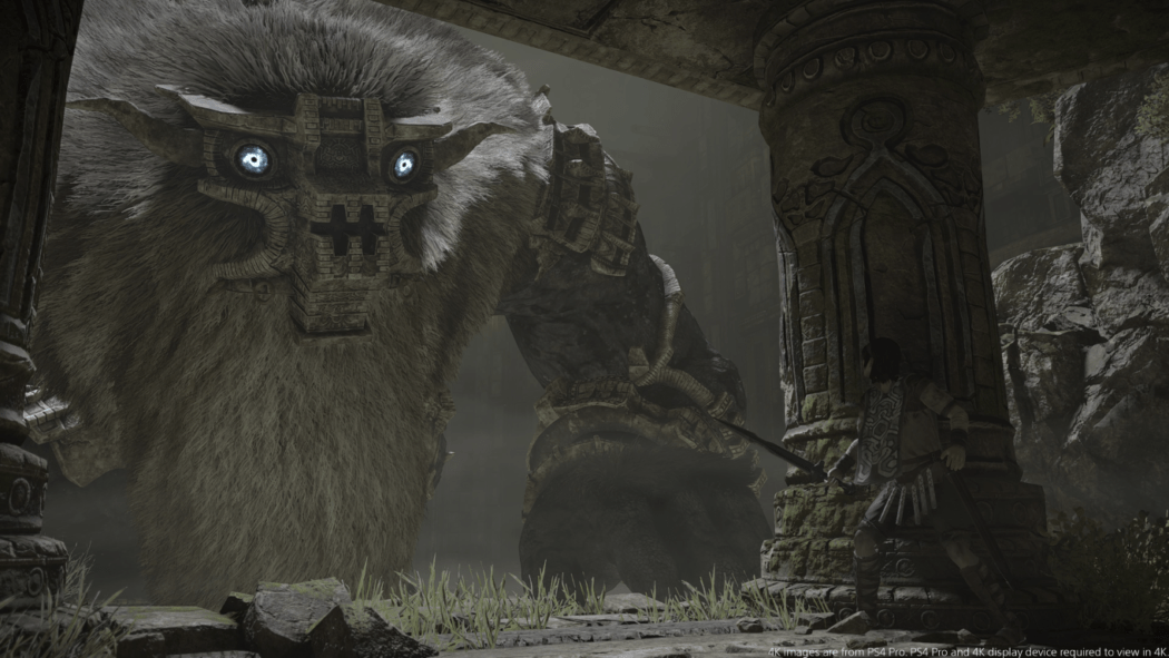 Shadow Of The Colossus, une chasse mystérieuse