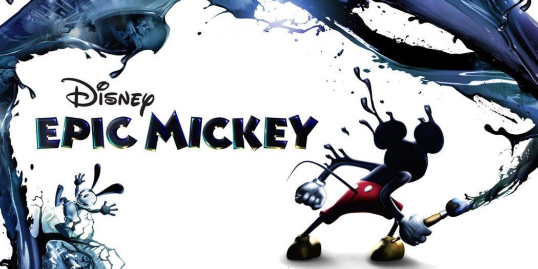 Epic Mickey, un jeu de plateforme Disney sombre !