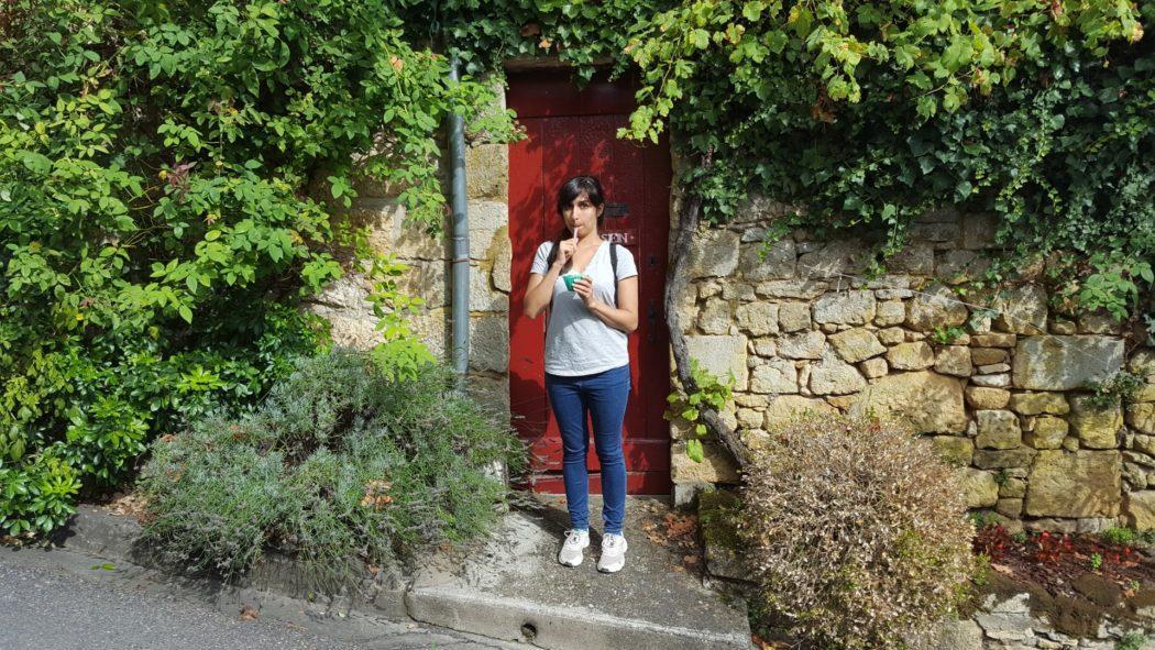 Balade Chateau de Beynac Périgord Dordogne France La Geek En Rose I love Icecream 1