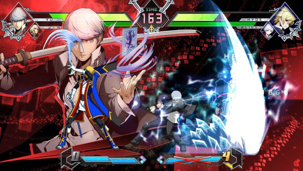 Blazblue Cross Tag Battle, la baston classe !