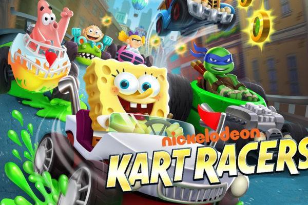 Nickelodeon Kart Racers, un retour en enfance à partager