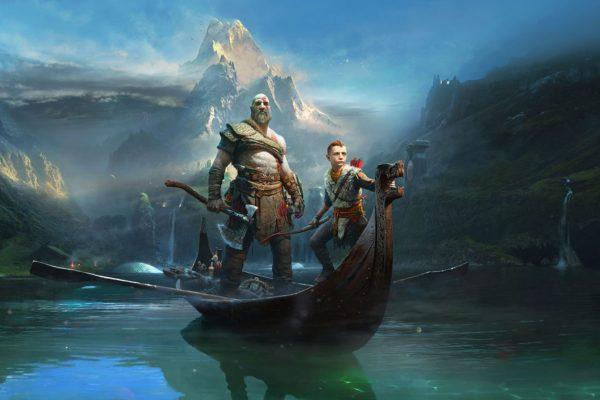 God Of War, voyage scandinave avec Kratos le daron !