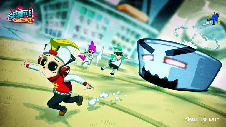 Skelittle : A Giant Party Game !, Mario Party like français réussi