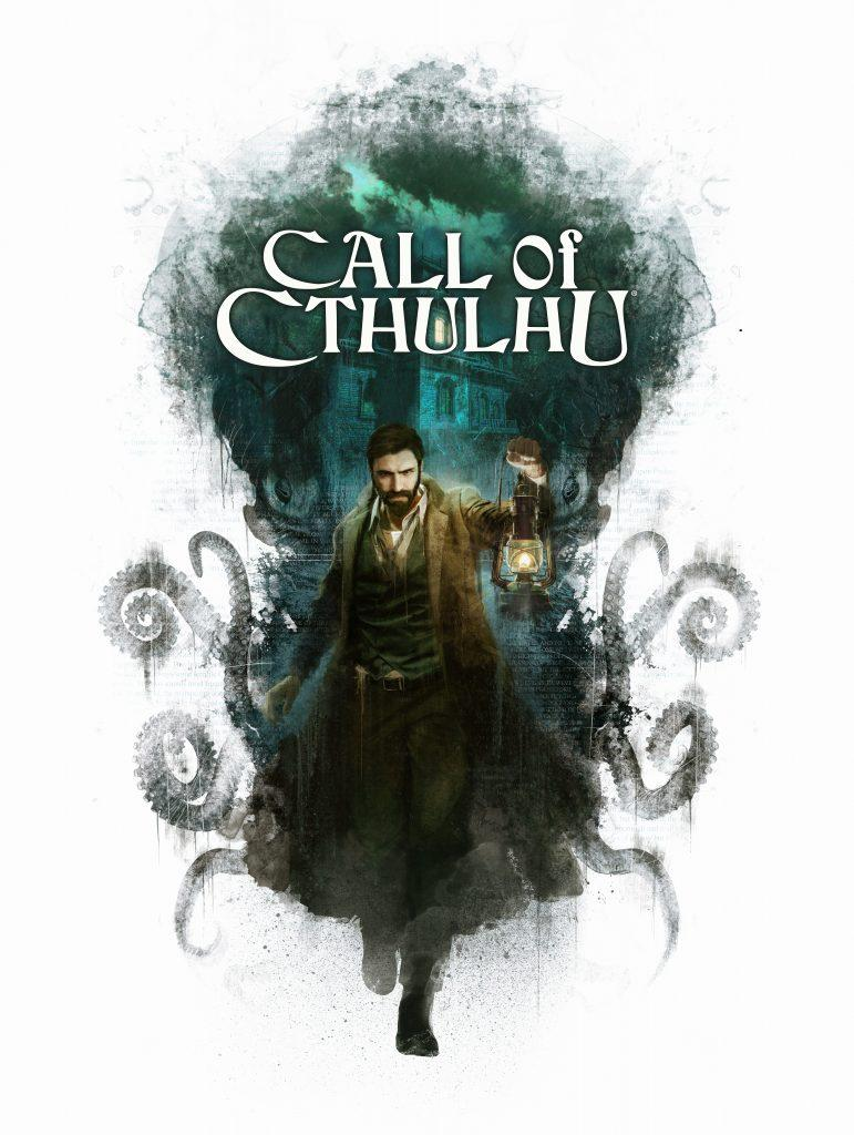 Artwork Call of Cthulhu François Baranger