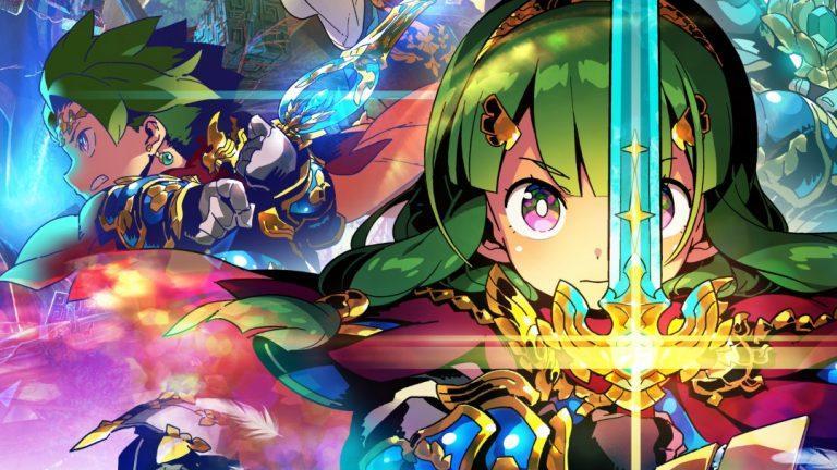 Etrian odyssey artwork Nintendo 3DS RPG Atlus Koch Media