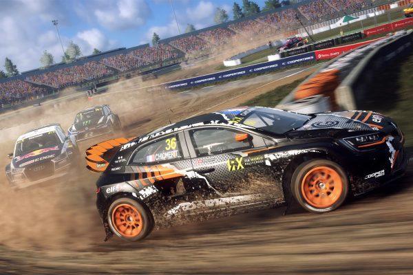 Dirt Rally 2.0, un jeu de course addictif à la sauce gestion d'équipe