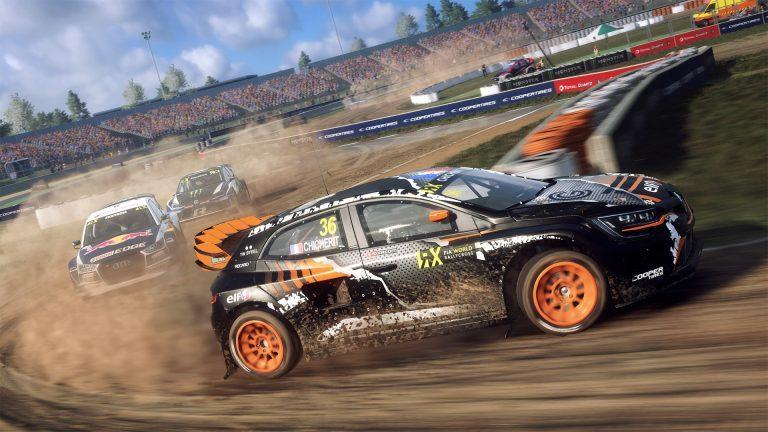 Dirt Rally 2.0 Jeu de course automobile rallye Koch MediaMegane RX