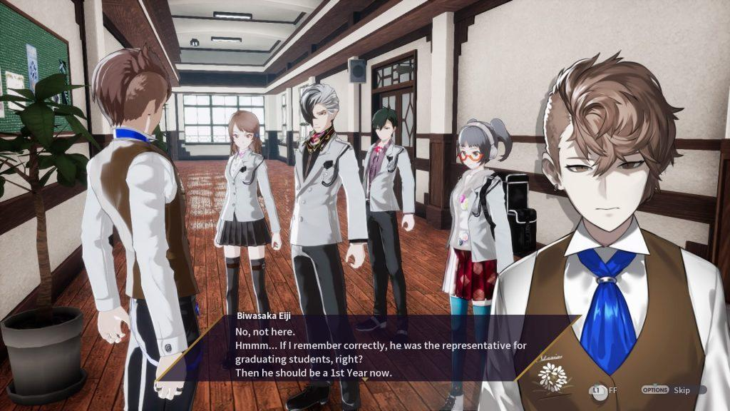 Caligula Overdose RPG Koch Media Furyu team Biwasaka Eiji