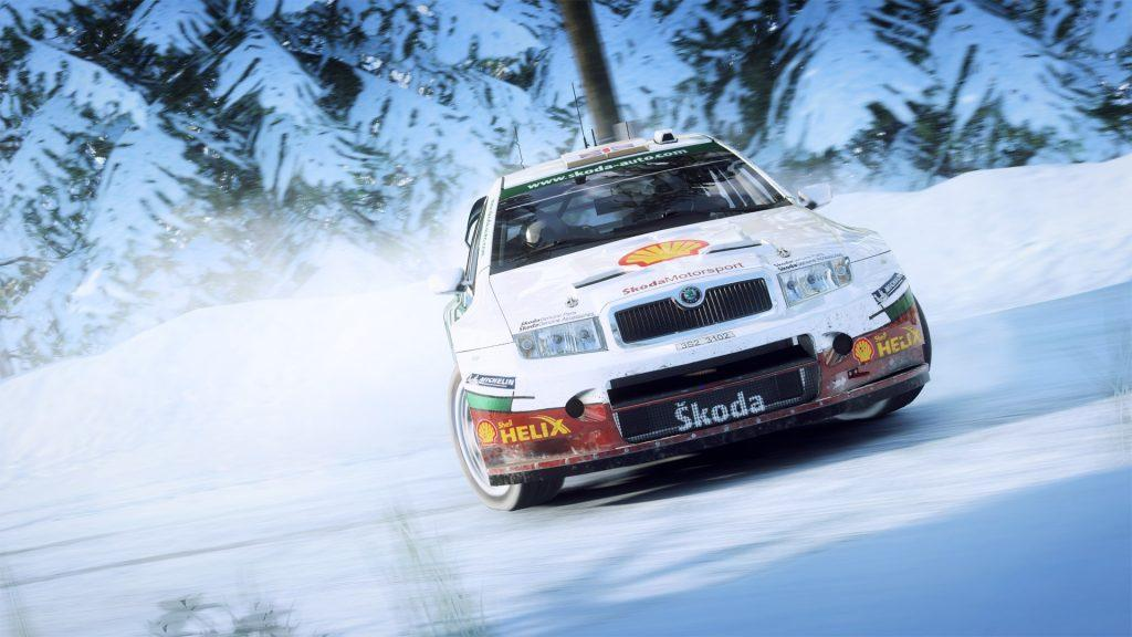 Dirt Rally 2.0_Season_One_Stage_One_Skoda_Fabia_Monte_Carlo_Jeu de course automobile rallye Koch Media