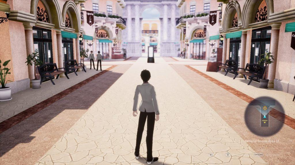 The Caligula Effect Overdose city ville