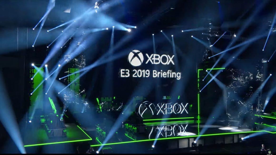 XBOX E3 2019, ça envoie avec 60 jeux, XCloud et Project Scarlett !