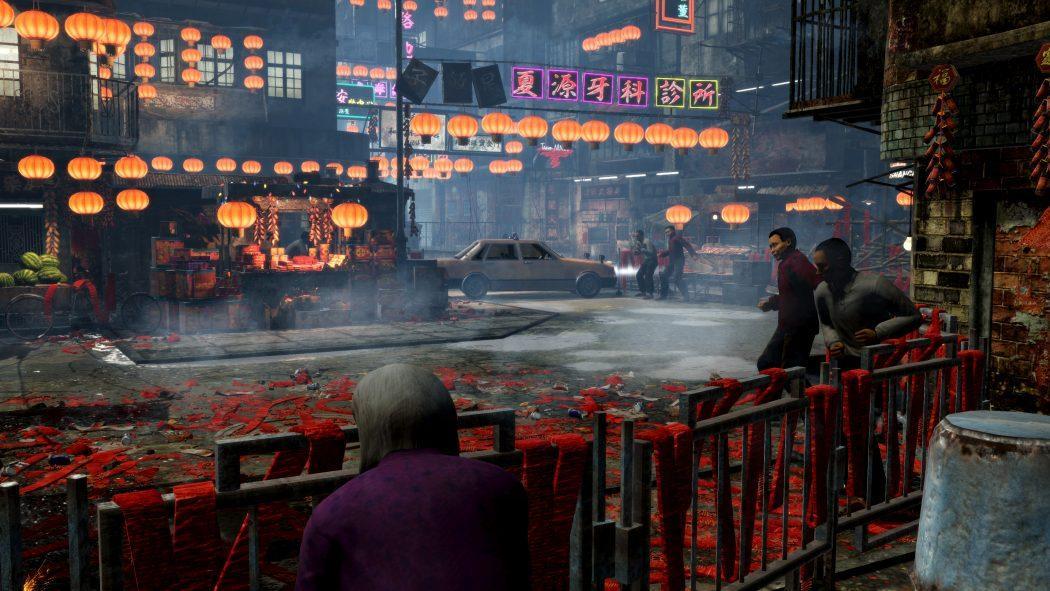 Dead Or Alive 6 Arène festival chinois chinese jeu de combat baston vs fighting Koch Media Koei Tecmo Ninja Team PS4 Xbox One Steam