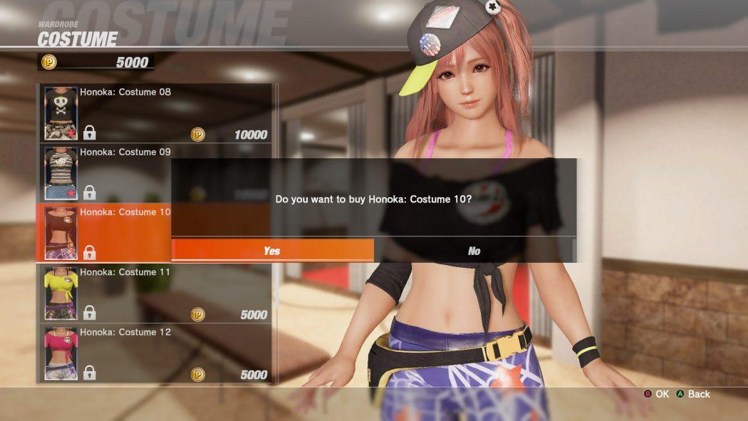 Dead Or Alive 6 DOA Central Honoka jeu de combat baston vs fighting Koch Media Koei Tecmo Ninja Team PS4 Xbox One Steam
