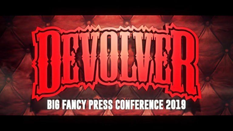Devolver E3 2019 Big Fancy Press Conference 2019