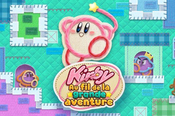Kirby : Au fil de la grande aventure, un portage relaxant !