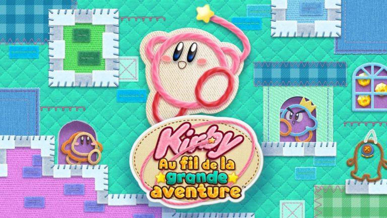 Kirbys Extra Epic Yarn Au fil de la grande aventure jeu de plateforme nintendo 3ds