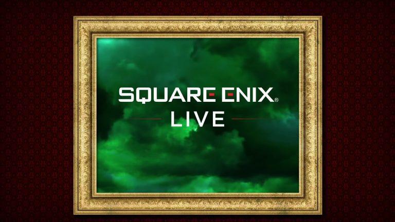 SQUARE ENIX Live E3 2019, FFVII remake, FFVIII remaster et Square Enix Music !