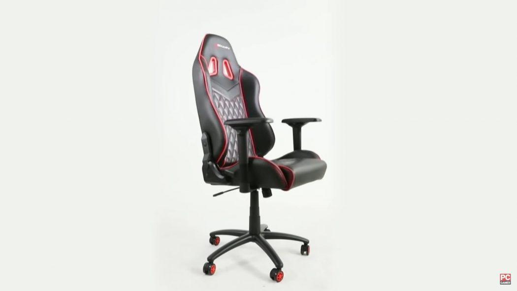 fauteuil gaming siège gamer E-Win Pc Gaming Show E3 2019 annonces jeux vidéo résumé