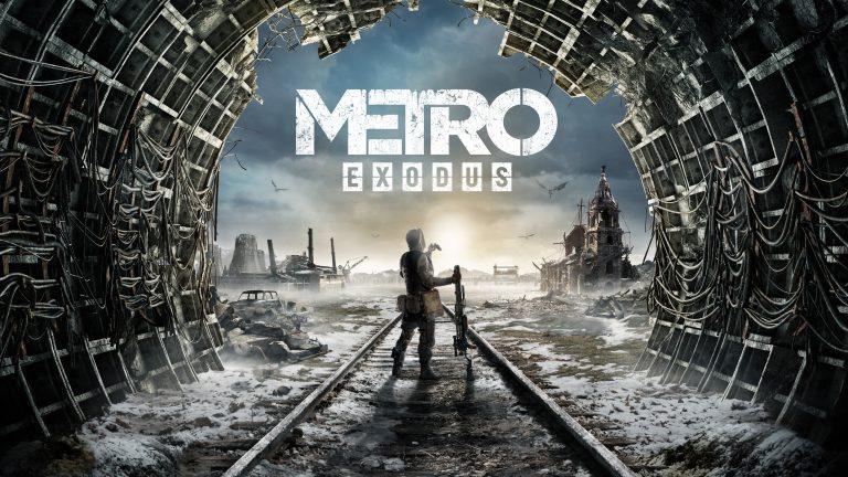 Metro Exodus FPS monde post apocalyptique nucléaire tunnel neige jeu de tir jeu daction jeu dhorreur PS4 Xbox PC Koch Media