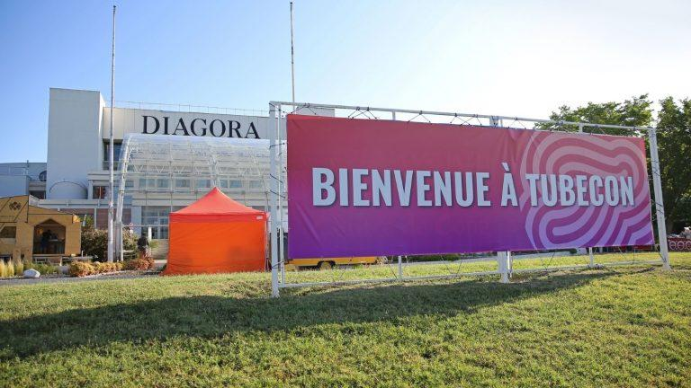 Bienvenue à Tubecon Tubecon festival Toulouse France