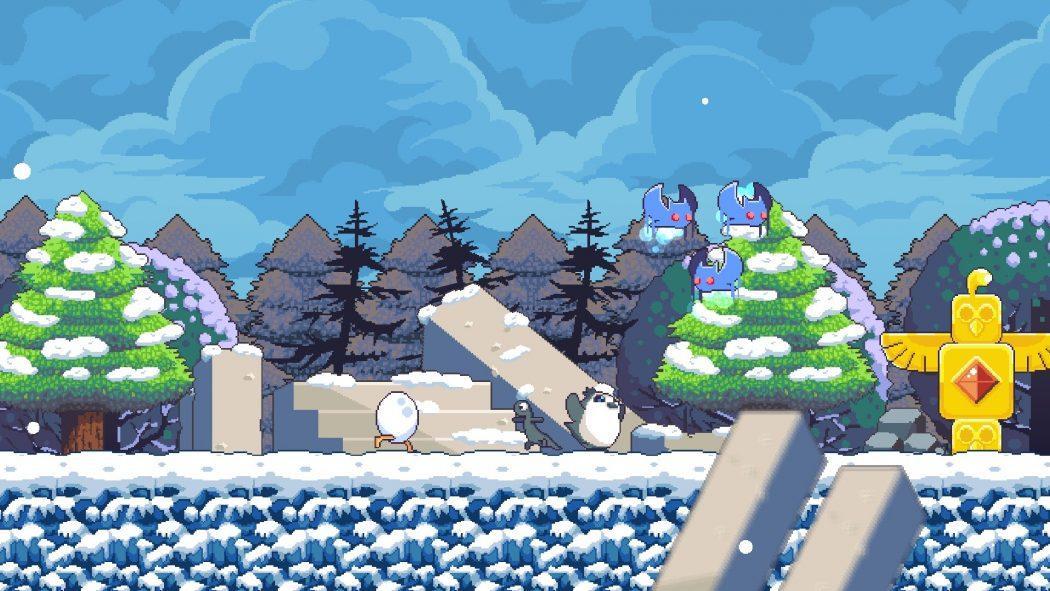 Songbird Symphony gameplay jeu de plateformes Nintendo Switch Playstation PC Steam Joysteak studio