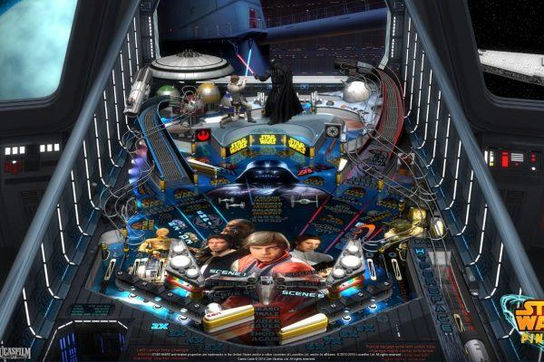 Star Wars Pinball, la Force se réveille sur Nintendo Switch !