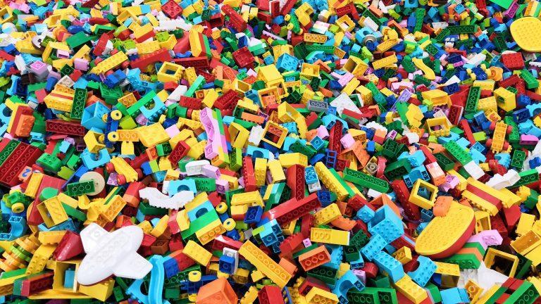 BrickLive Toulouse briques couleurs enfant