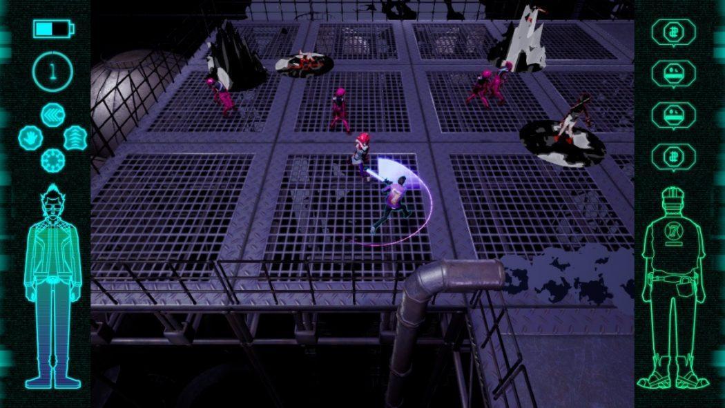 Travis Strikes Again PS4 screenshot gameplay