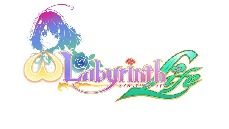Logo Nintendo Switch Omega Labyrinth Life scaled