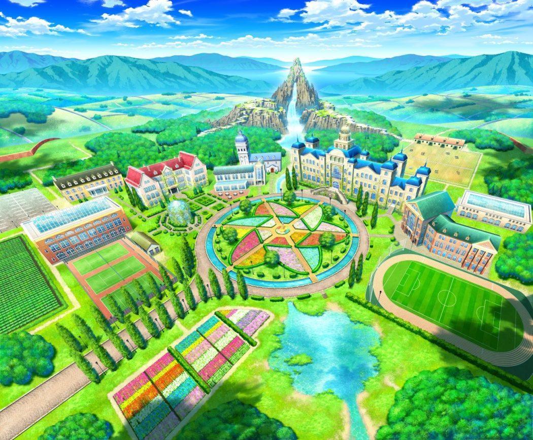 Omega Labyrinth Life carte map