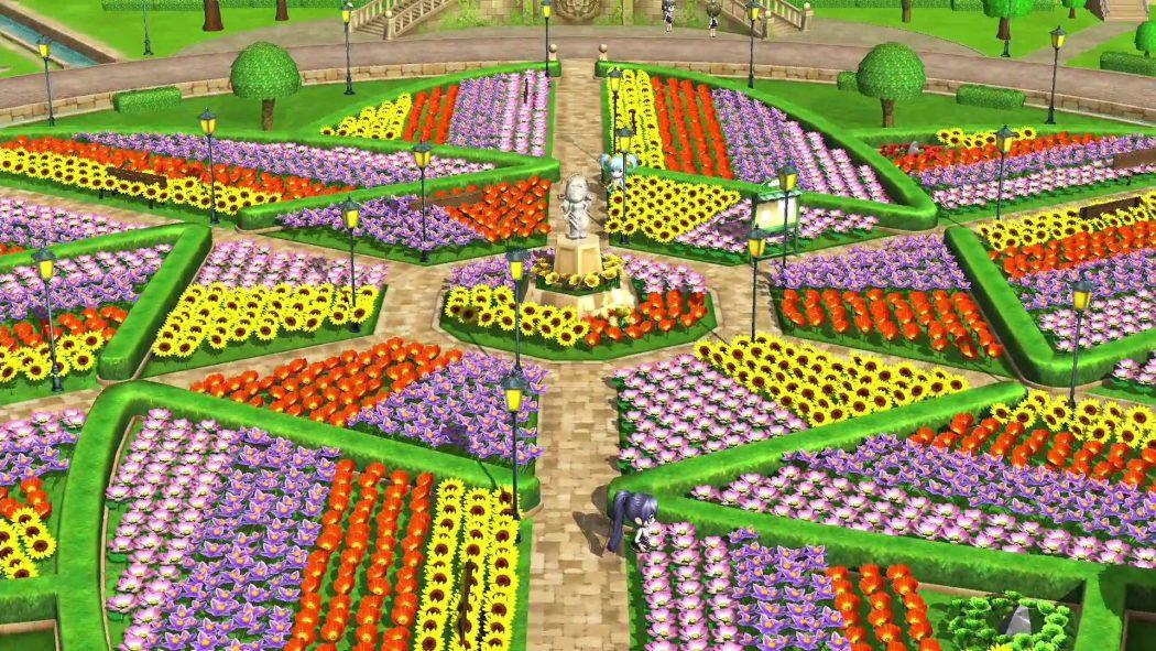 Omega Labyrinth Life garden jardin